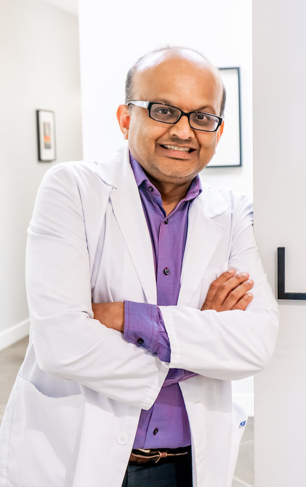 Dr Sachit Shah, BC Laser and Skin Care Clinic, Surrey, BC